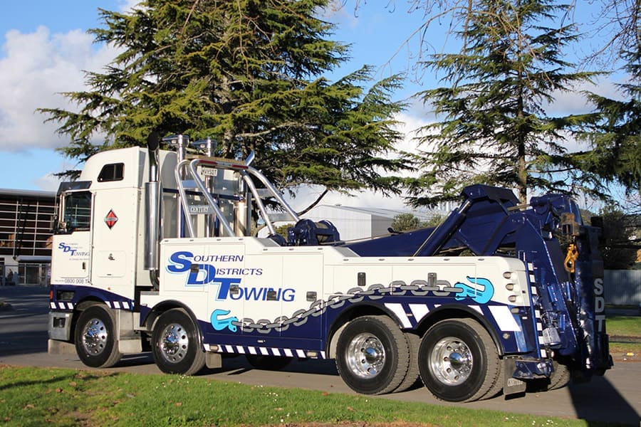 SDT Heavy Towing